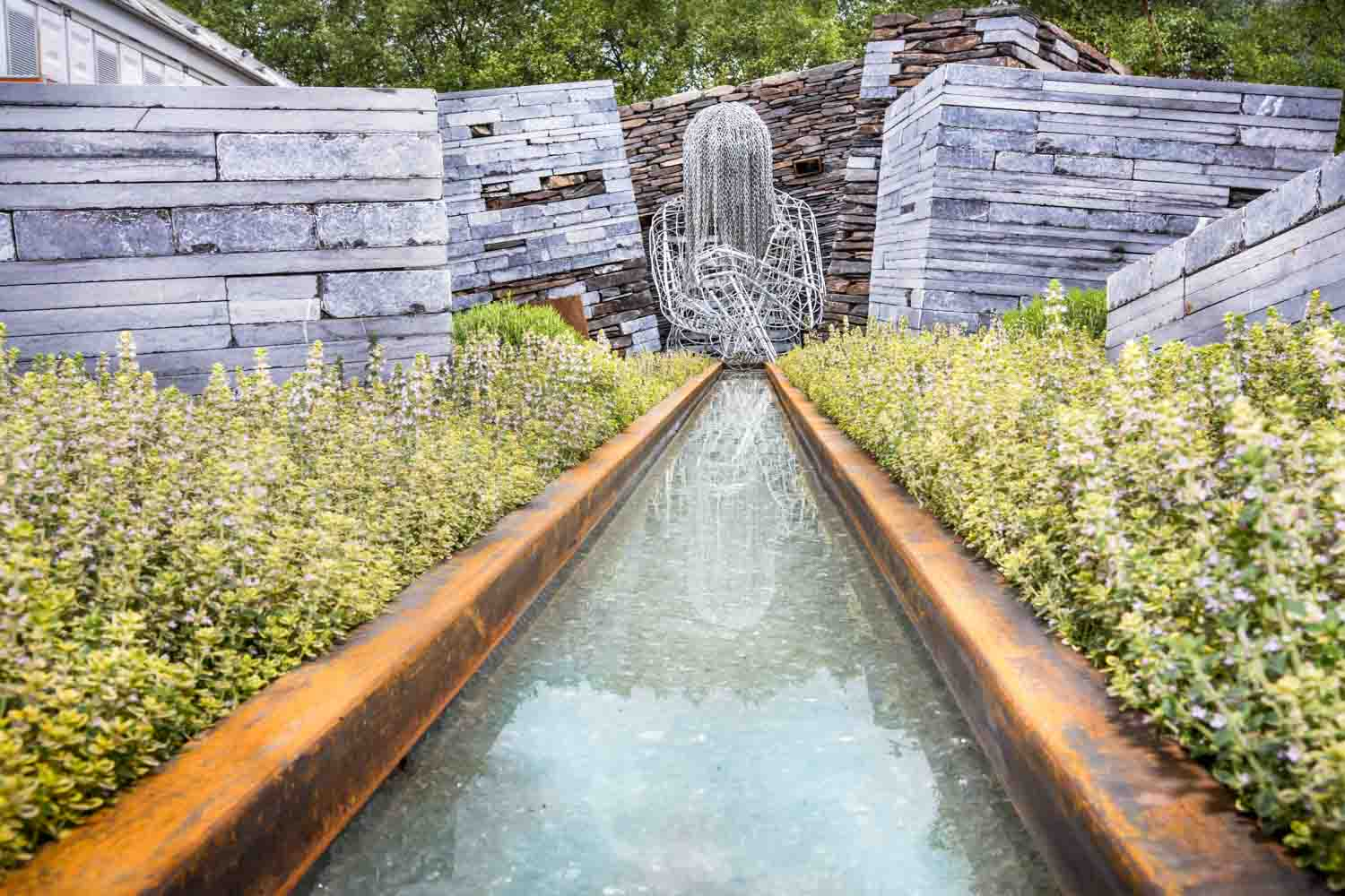RHS Chelsea Flower Show 2014 Newground reachout Project