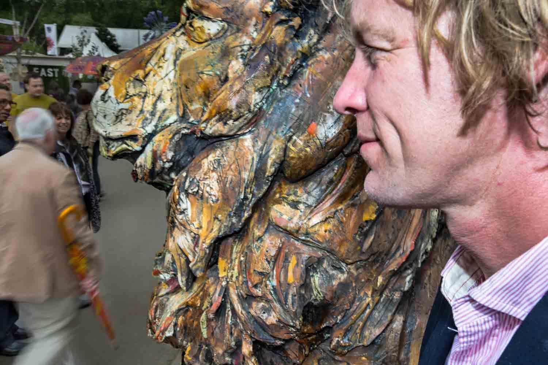 Artist, Brendan Hesmondhalgh, Chelsea Flower Show, RHS Chelsea Flower Show 2014