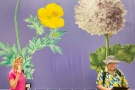 People at RHS Chelsea Flower Show 2014