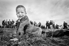 Irish  traveller boy Ballinasloe HorseFair
