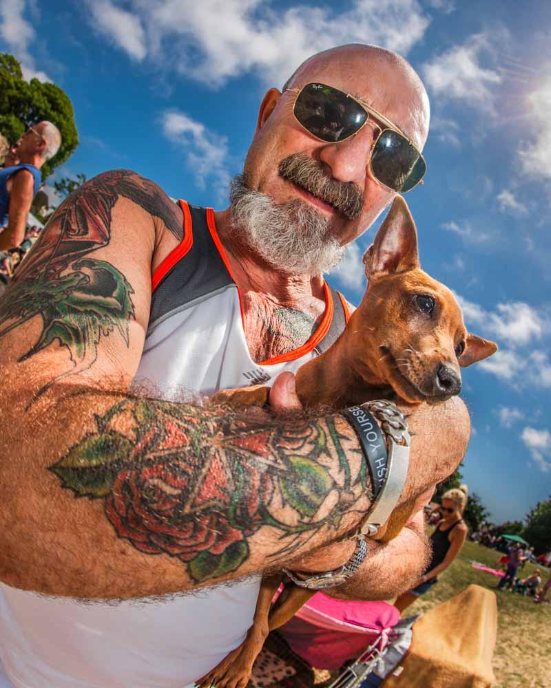 Brighton Pride Dog Show