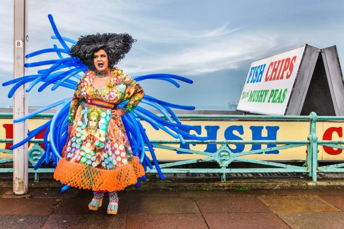 Brighton Pride in Colour