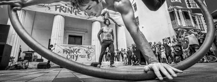Head Firrst Acrobats, Brighton Fringe City