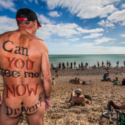 Brighton Naked Bike Ride