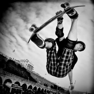 skateboarding brighton